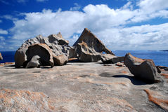 Remarkable Rocks Royalty Free Stock Photos