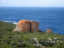 Remarkable rocks. On kangaroo island Stock Image