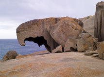 Remarkable Rocks Royalty Free Stock Image