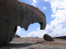 Remarkable Rocks. Kangaroo Island, South Australia Stock Photos