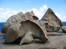 The Remarkable Rocks Royalty Free Stock Photo