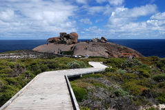 Remarkable Rocks Royalty Free Stock Photo