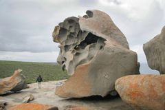 Remarkable Rocks Australia. Nice rock formations in Australia Royalty Free Stock Image