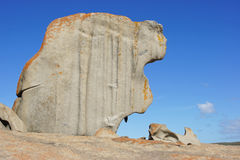 Remarkable Rocks, Australia Royalty Free Stock Photo