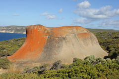 Remarkable Rocks, Australia stock images