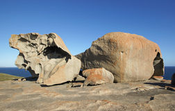 Remarkable Rocks, Australia Stock Photography