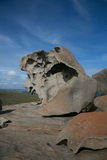 Remarkable Rocks Australia 4. In Flinders Chase National Park in Australia. These Remarkable Rocks seem surreal royalty free stock photography