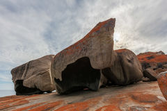 Remarkable Rocks, Flinders Chase National Park, Kangaroo Island, Royalty Free Stock Photos