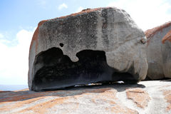 Remarkable Rocks. In Flinders Chase NP Stock Photo
