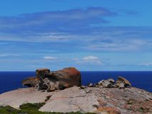 Remarkable rocks in flinders  Chase Stock Photography