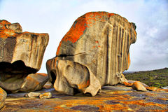 Remarkable Rocks Kangaroo Island Stock Photos