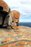 Remarkable Rocks, Kangaroo Island Royalty Free Stock Images