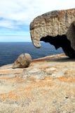 Remarkable Rocks, Kangaroo Island Royalty Free Stock Photography