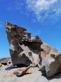Remarkable rocks  Kangaroo island Royalty Free Stock Photos