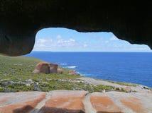 Remarkable rocks  Kangaroo island Stock Photo