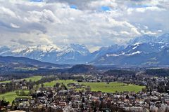 Remarkable Salzburg Stock Photography