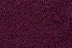 Remarkable violet fabric texture. High resolution photo Stock Image