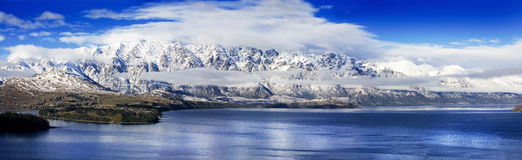 The Remarkables Royalty Free Stock Photos
