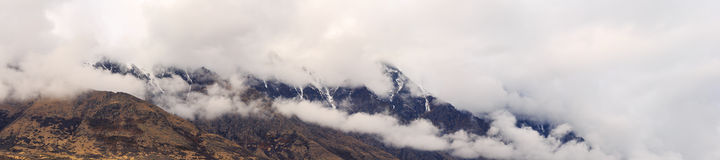 The Remarkables Royalty Free Stock Photo