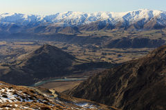 The Remarkables Mountain Royalty Free Stock Photos