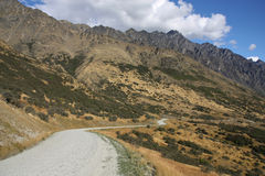 Remarkables, New Zealand Royalty Free Stock Photo