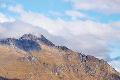 The Remarkables, Queenstown, New Zealand Royalty Free Stock Image