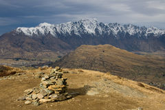 Remarkables range Royalty Free Stock Images