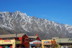 Remarkables Shopping Center Stock Photography
