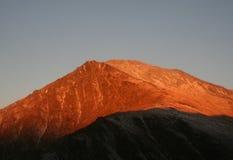 remarkle гор Стоковое фото RF