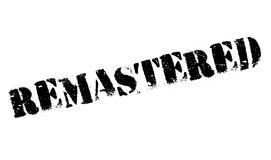 Remastered rubber stamp Stock Photo
