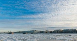 Remblai Amirauté et x28 d'Amirauté ; Pavilion& est x29 ; , Pont de palais, W Image libre de droits