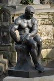 Rembrandt Bugatti memorial Stock Photography