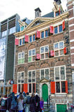 Rembrandt House Royalty Free Stock Image