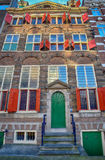 Rembrandt House Stock Photography