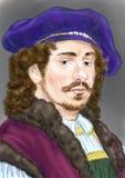 Rembrandt van Rijn Royalty Free Stock Image