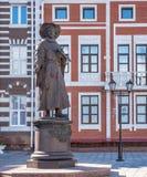 rembrandt Yoshkar-Ola stad Ryssland Royaltyfri Fotografi