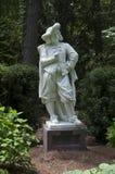 Rembrant statua Zdjęcie Royalty Free