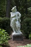 Rembrant Statue Royalty Free Stock Photo