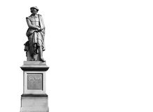 Rembrant van Rijn monument, Amsterdam Stock Images