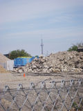 Remedial Terrain Toronto Royalty Free Stock Photography