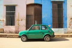 古巴汽车 库存照片