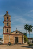 Remedios church Stock Photo