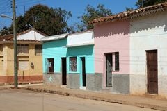 Remedios, Cuba Stock Image