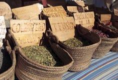 Remedios herbarios Foto de archivo