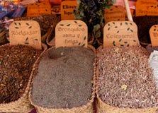 Remedios herbarios Fotografía de archivo libre de regalías