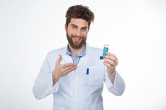 This is a remedy for allergy Stock Photos