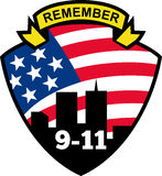 Remember 9-11 Wtc Royalty Free Stock Image