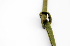 Remember. Knot for remember something Stock Photography
