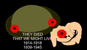 Rememberance Day Royalty Free Stock Photos