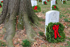 Remembering Fallen American Soldiers DC Royalty Free Stock Image